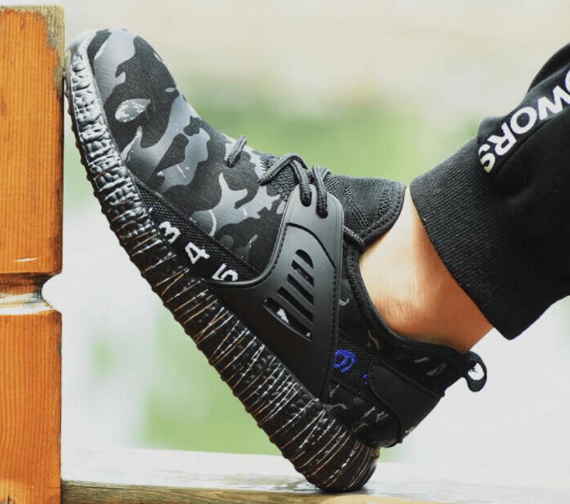 Camo X indestructible shoes