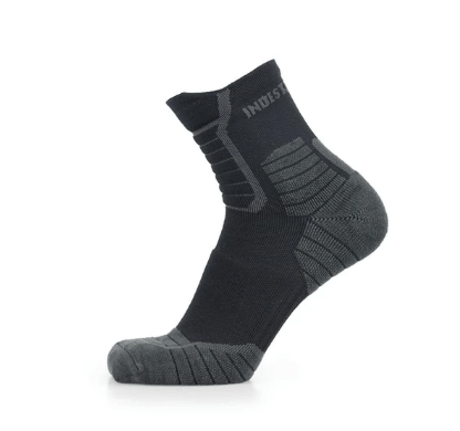 Indestructable shoes - Compression crew socks review