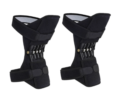 KneeTec support pads - Indestructible Shoes review