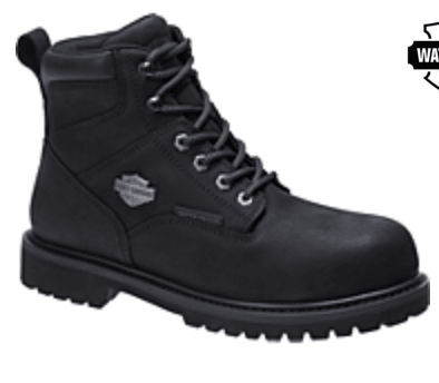 Harley-Davidson waterproof boots for men review