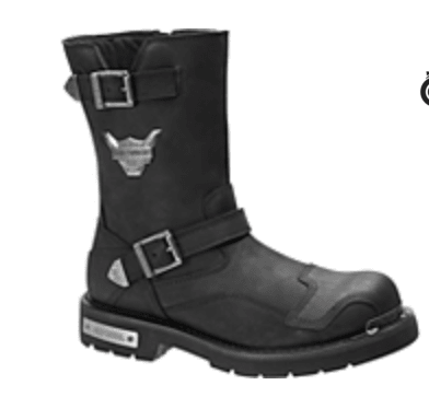 H-D® Stroman Performance Motorcycle Boots review