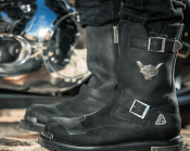 Harley Davidson Boots review1