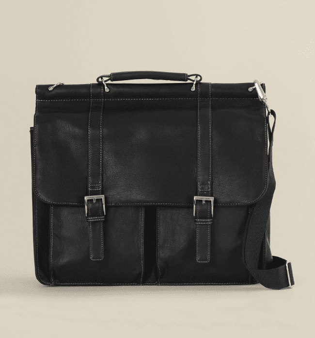 Wilsons Leather mens briefcase review