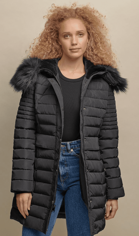 Wilsons Leather puffer jacket review