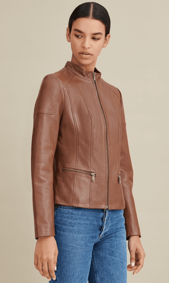 Wilsons Leather scuba jacket review