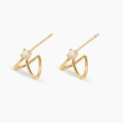 Earrings by Gorjana review