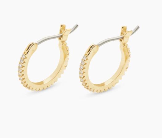 Gorjana earrings review