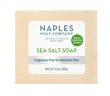 Naples sea salt soap bar review