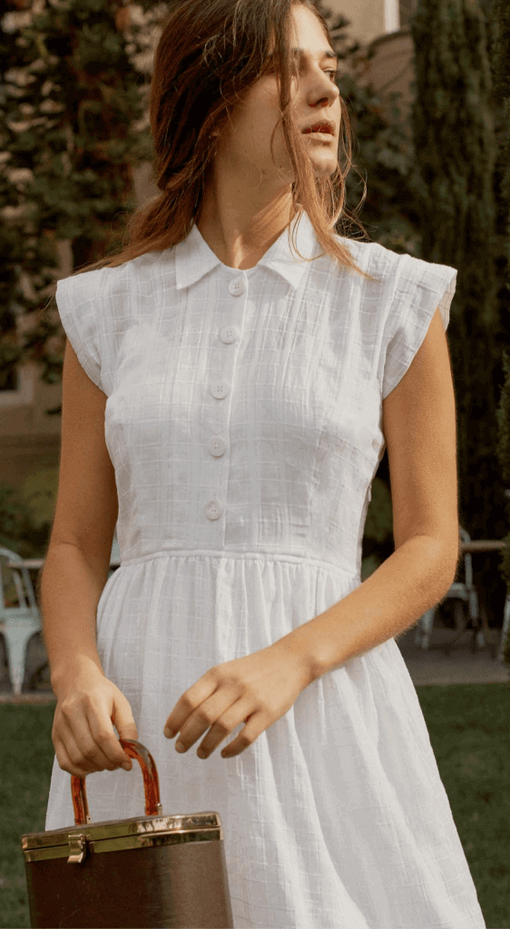 christy dawn piper dress review