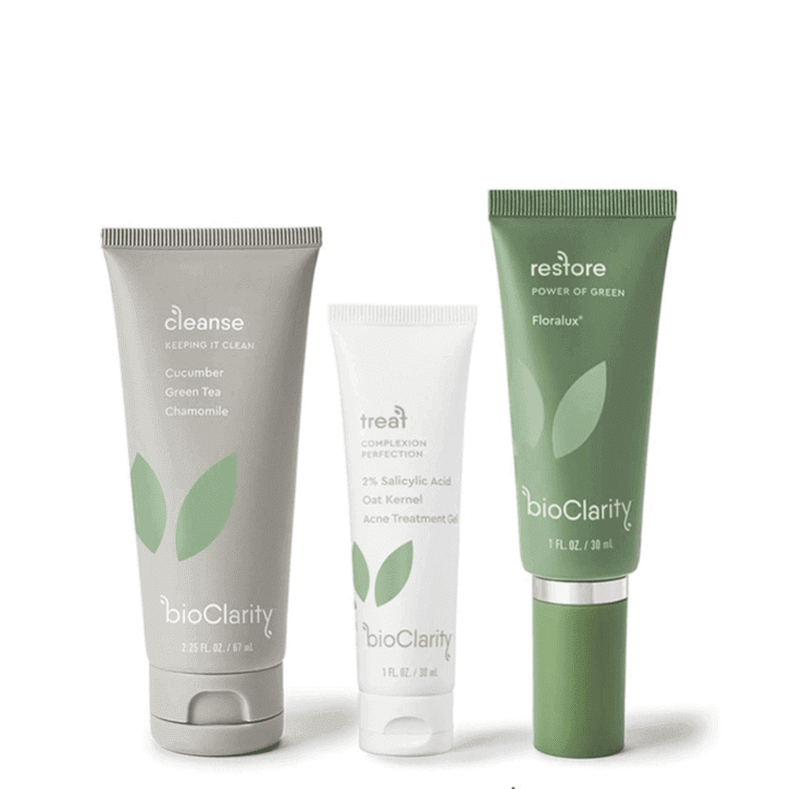 review of bioClarity skincare