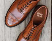 Grant stone Oxford shoes review