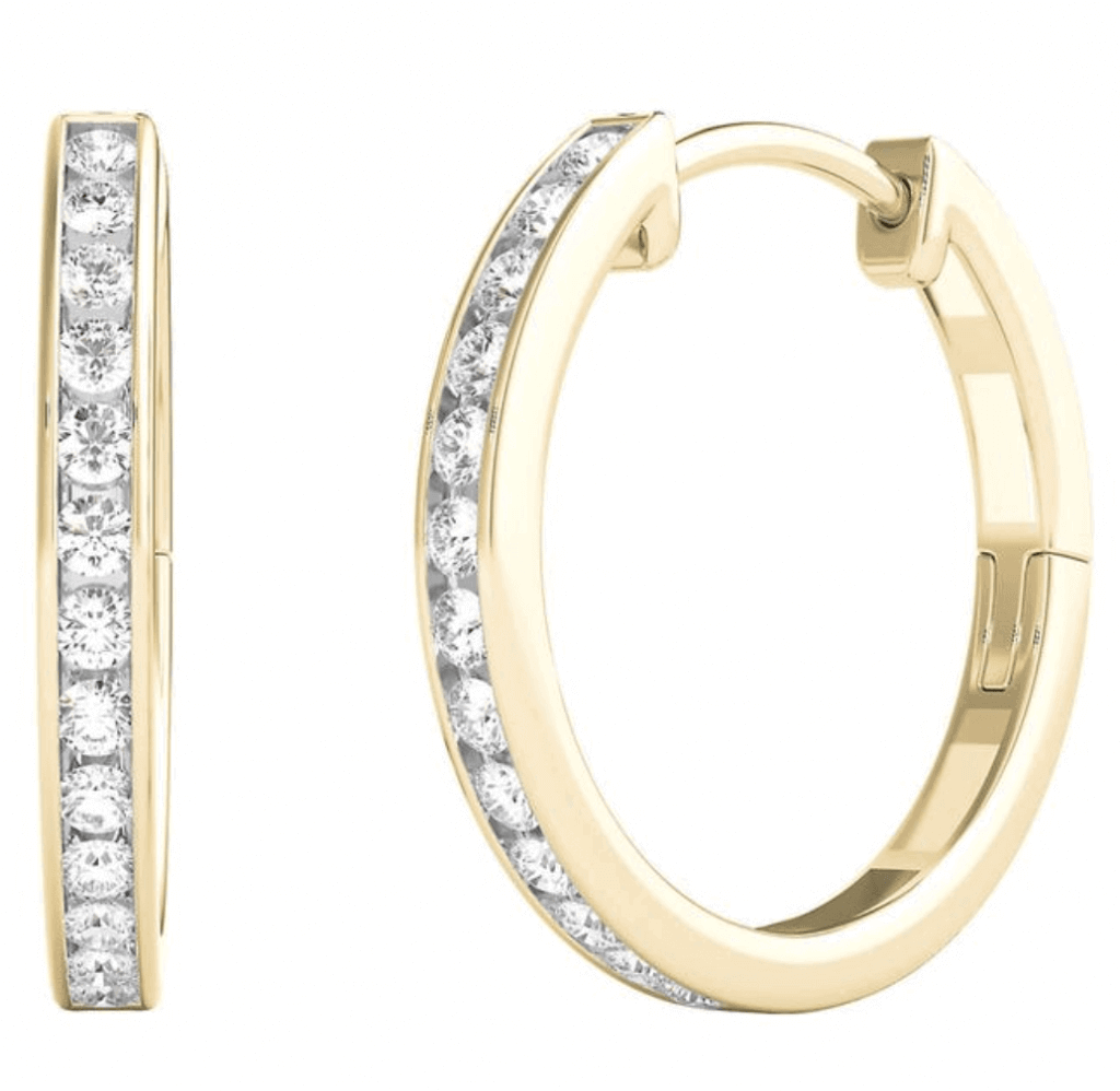 Helzberg Diamonds earrings