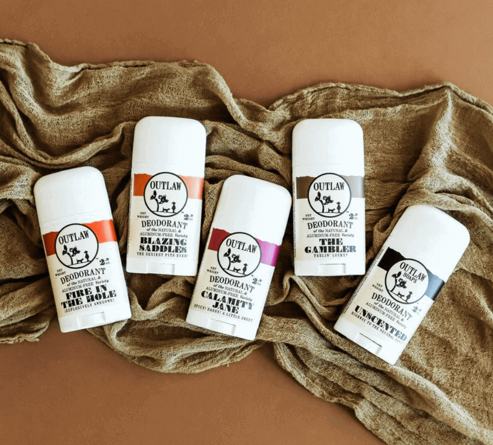 outlaw soaps deodorant review