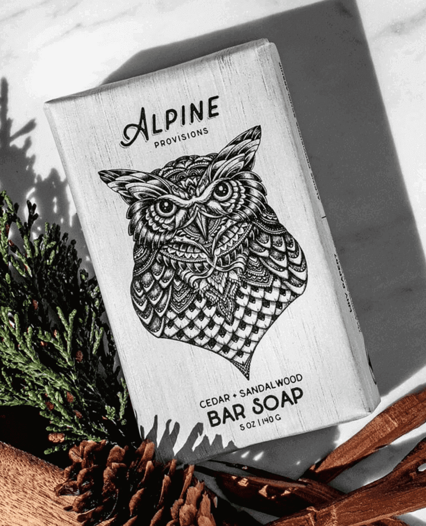 alpine provisions bar soap review