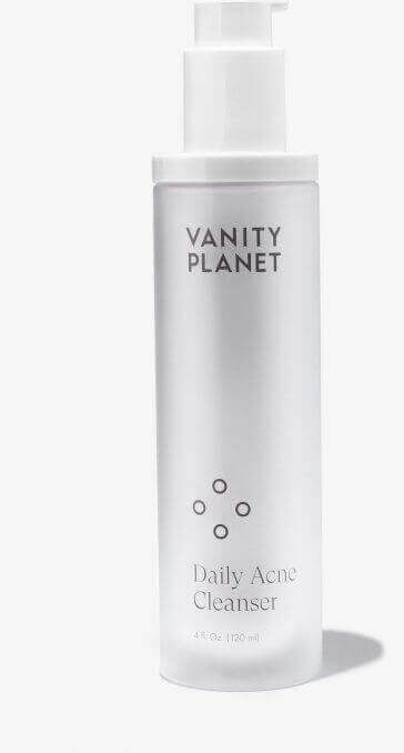 Vanity planet daily acne cleanser