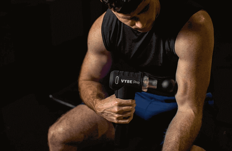 Review of Vybe massage guns