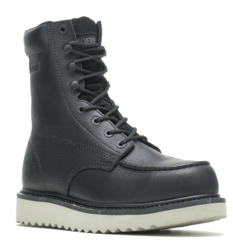 wolverine steel toe boots review