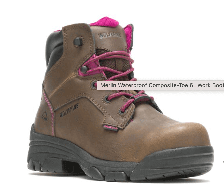 wolverine womens boots review