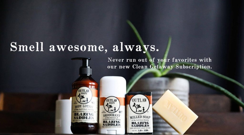 outlaw soaps subscription