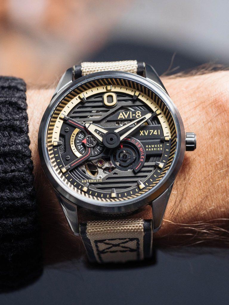 AVI-8 watch reviews